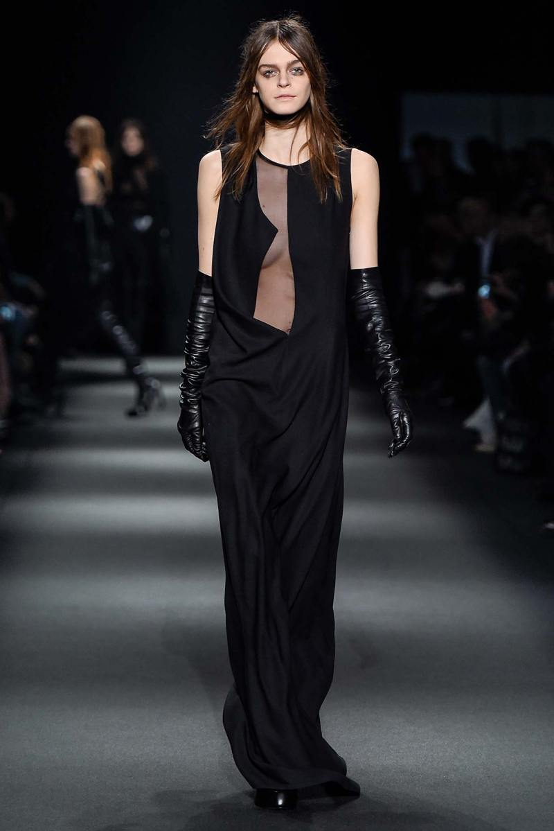Ann Demeulemeester Ready to Wear FW 2015 PFW (23)