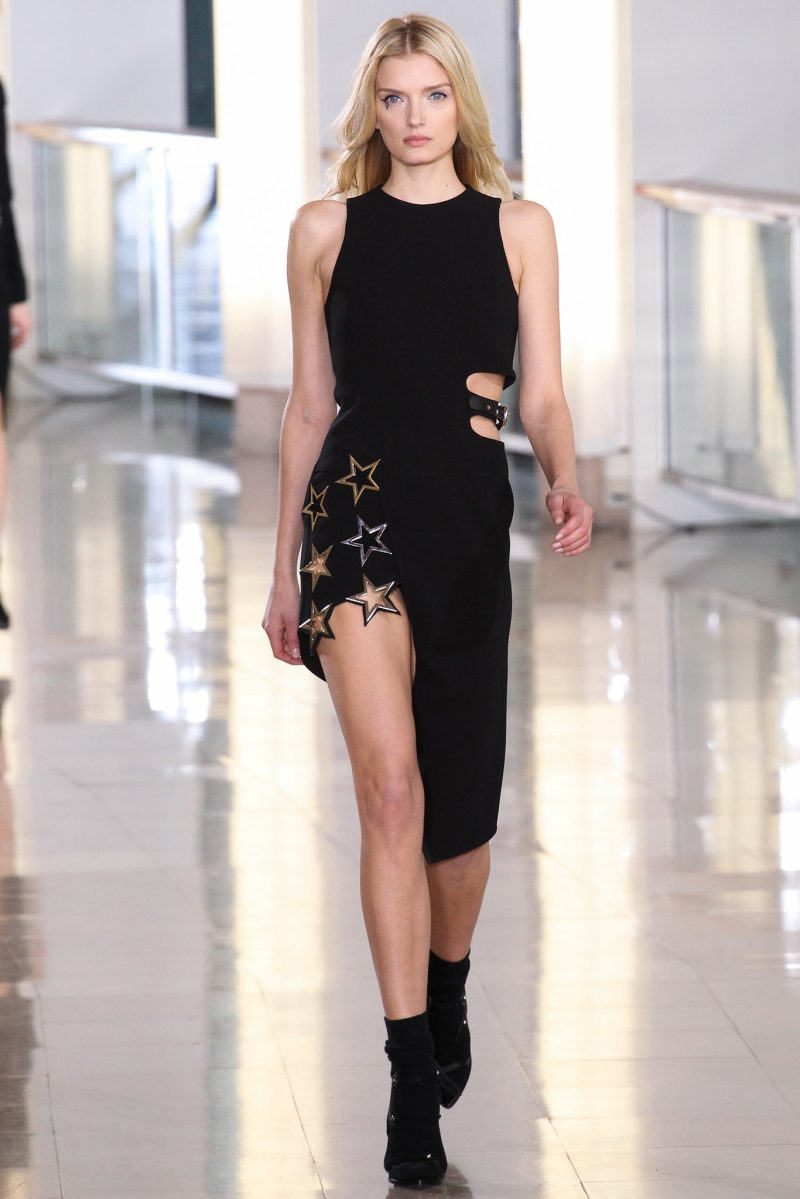 Anthony Vaccarello Ready to Wear FW 2015 PFW (12)