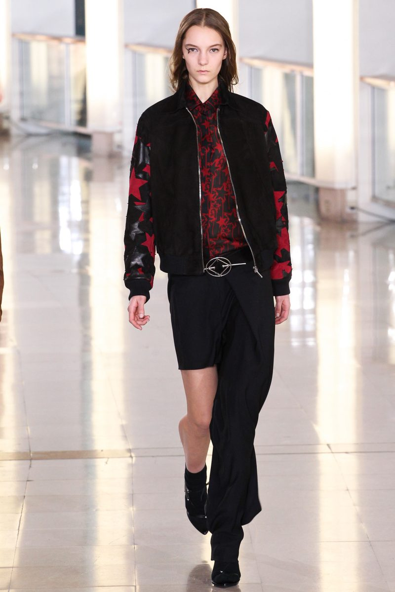 Anthony Vaccarello Ready to Wear FW 2015 PFW (21)