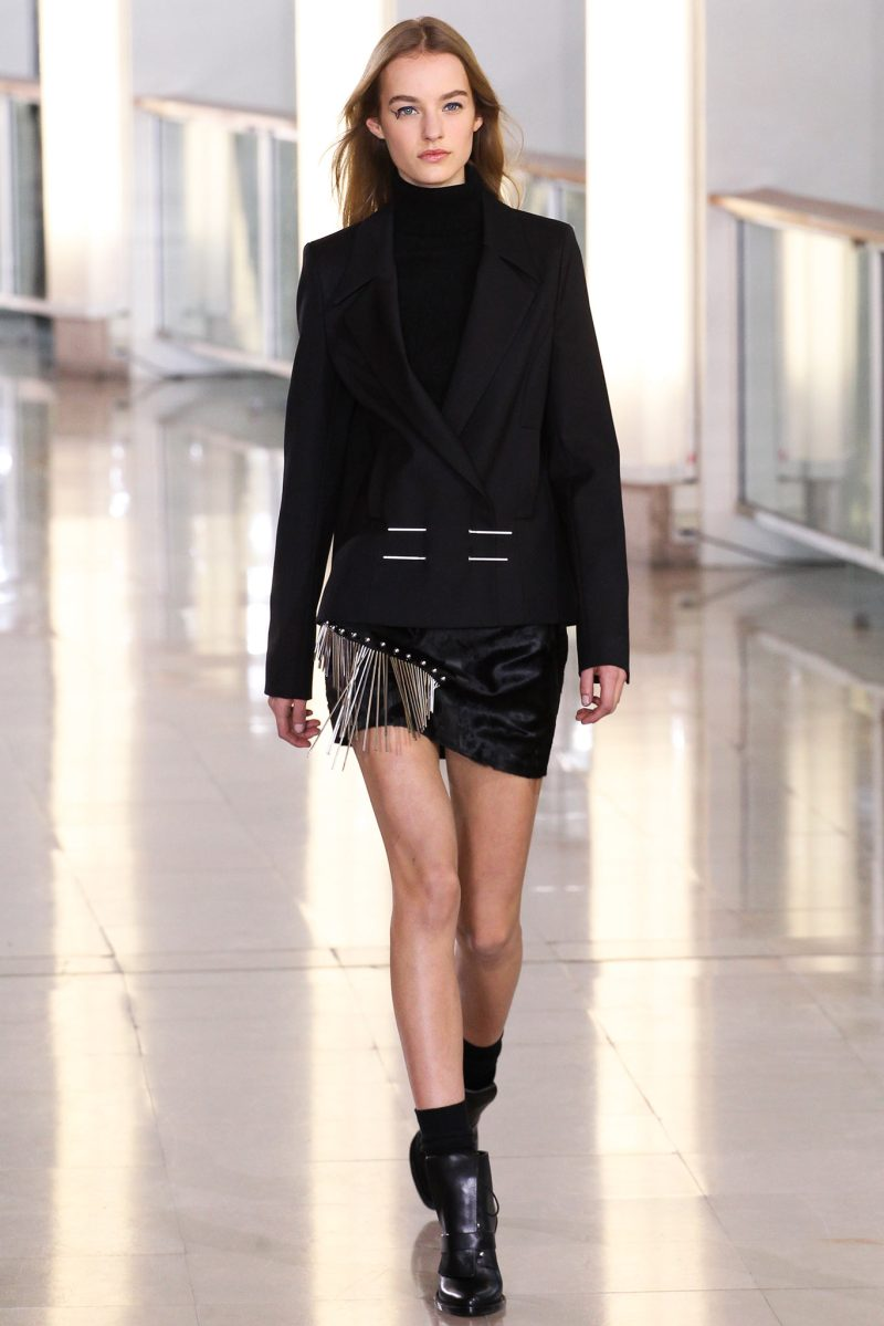 Anthony Vaccarello Ready to Wear FW 2015 PFW (30)