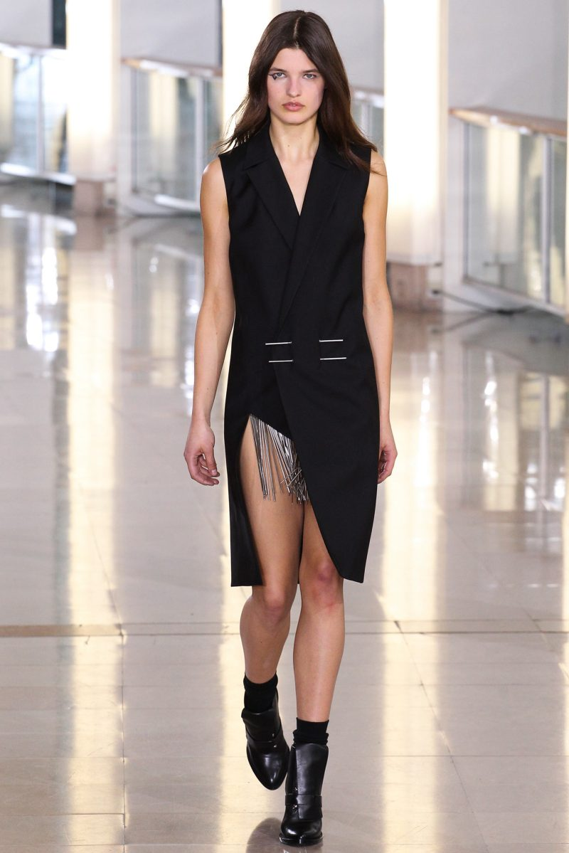 Anthony Vaccarello Ready to Wear FW 2015 PFW (31)