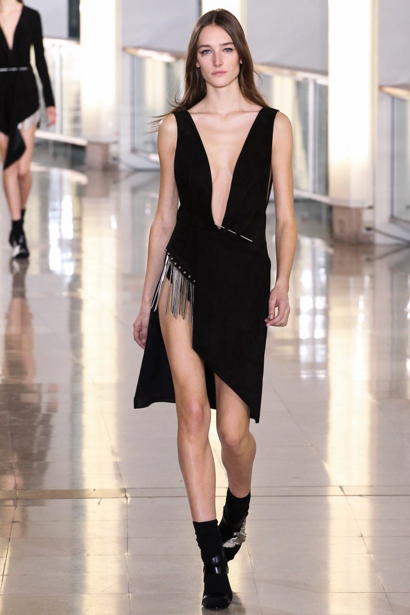 Anthony Vaccarello Ready to Wear FW 2015 PFW (33)