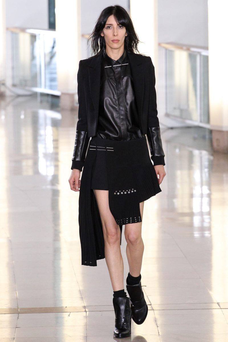 Anthony Vaccarello Ready to Wear FW 2015 PFW (6)