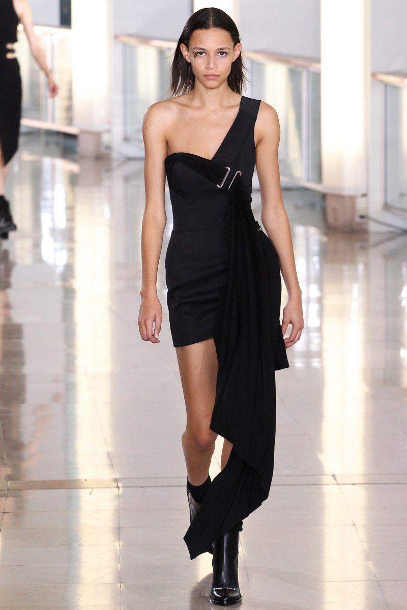Anthony Vaccarello Ready to Wear FW 2015 PFW (9)