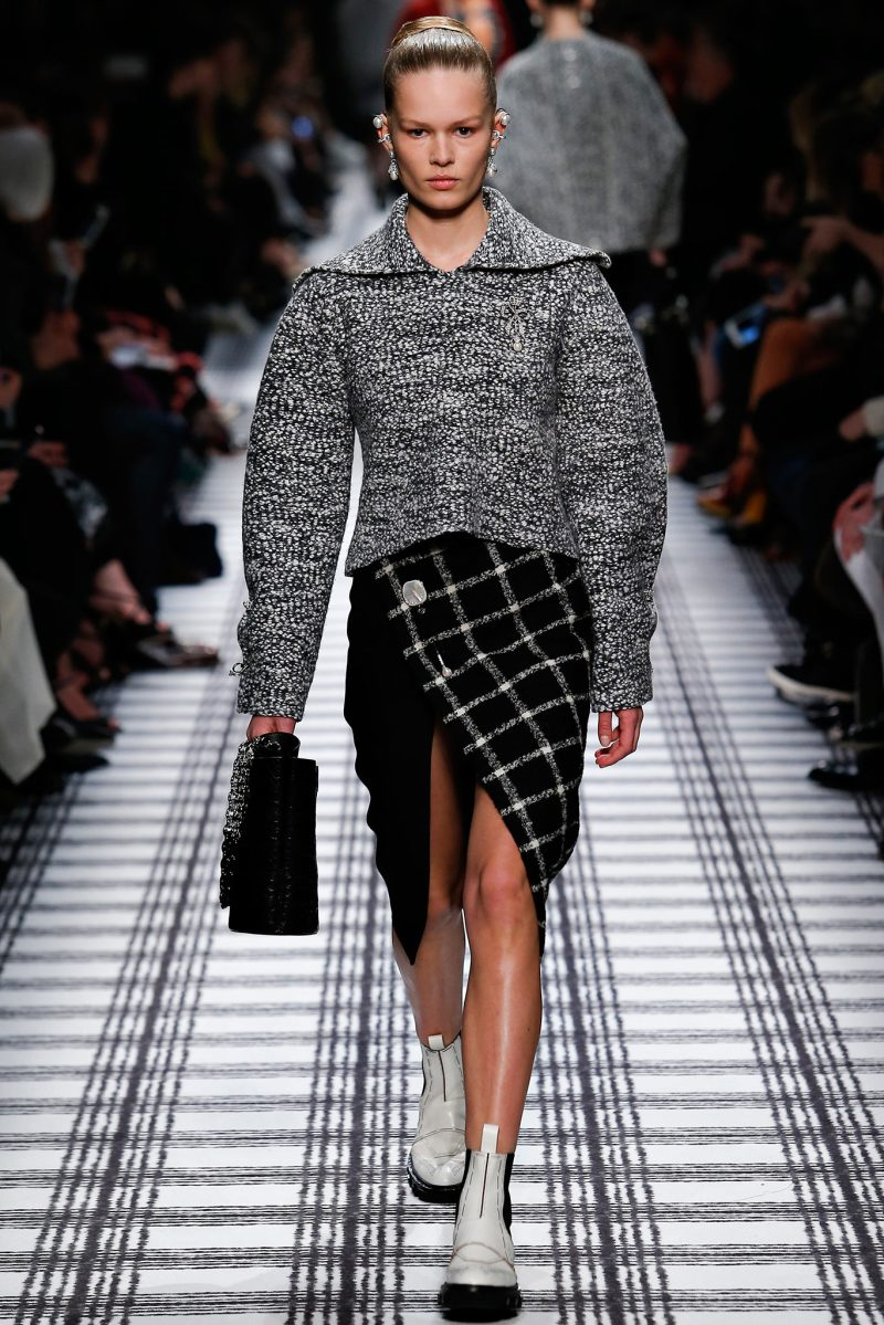 Balenciaga Ready to Wear FW 2015 PFW (7)