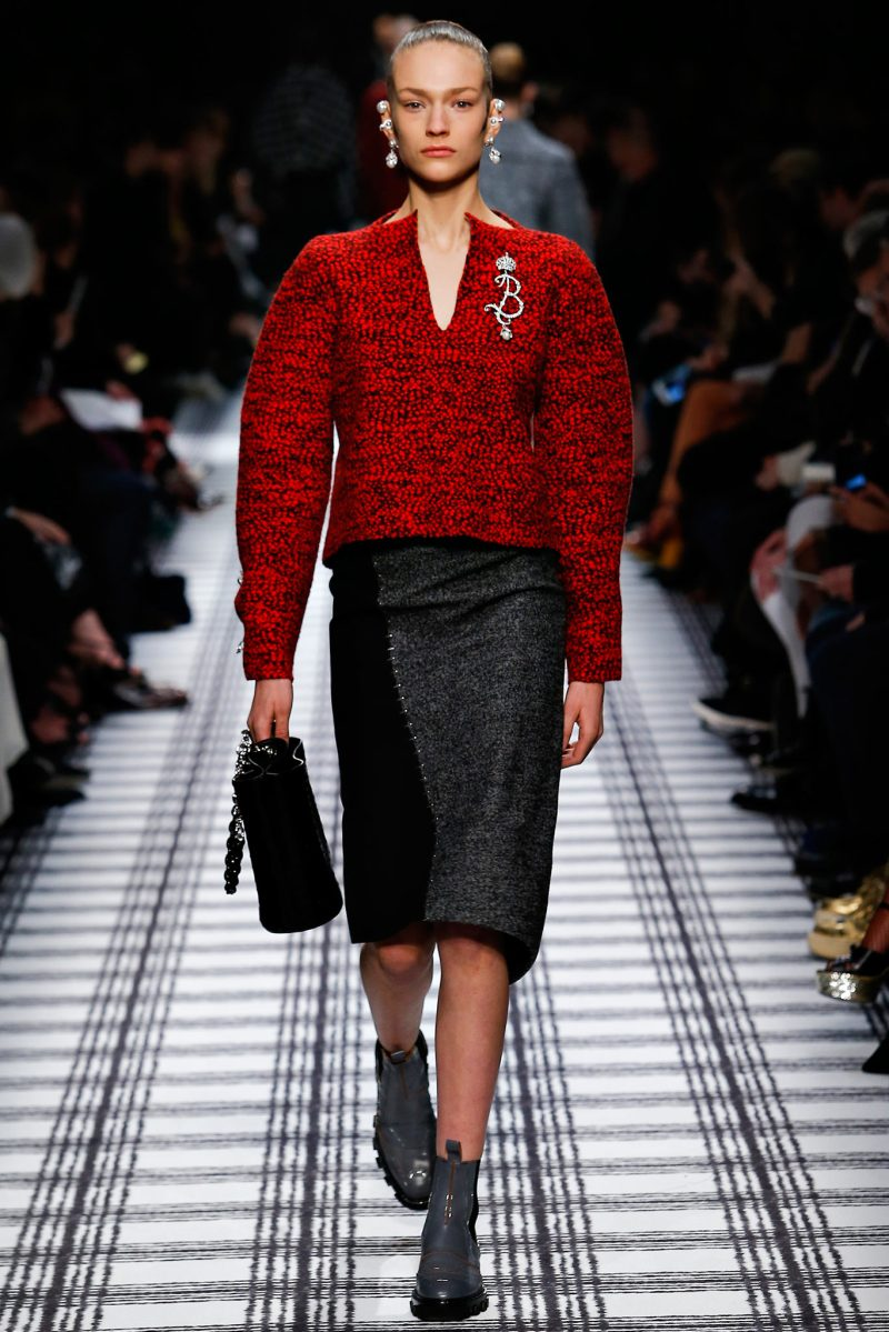 Balenciaga Ready to Wear FW 2015 PFW (8)