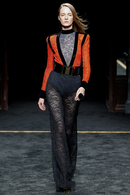 Balmain Ready to Wear FW 2015 PFW (10)