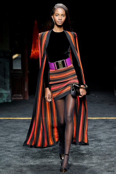 Balmain Ready to Wear FW 2015 PFW (14)