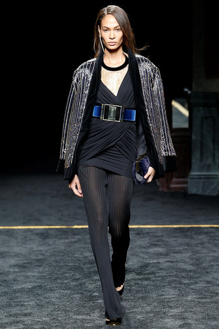Balmain Ready to Wear FW 2015 PFW (39)