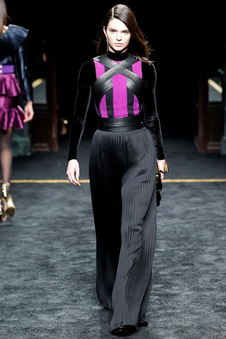 Balmain Ready to Wear FW 2015 PFW (48)