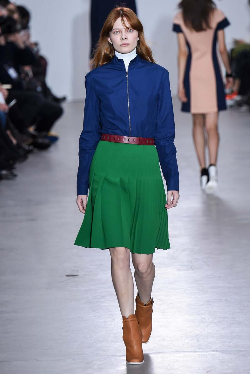 Cédric Charlier Ready to Wear FW 2015 PFW (16)
