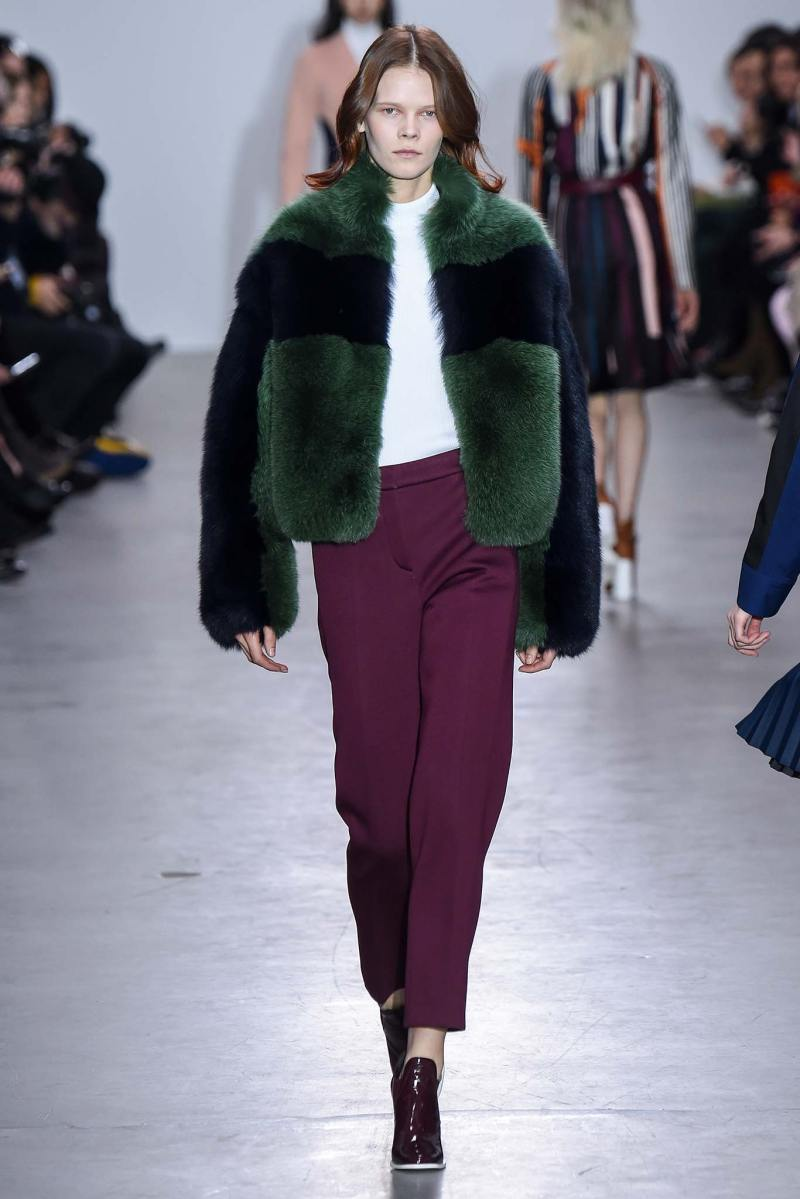 Cédric Charlier Ready to Wear FW 2015 PFW (22)