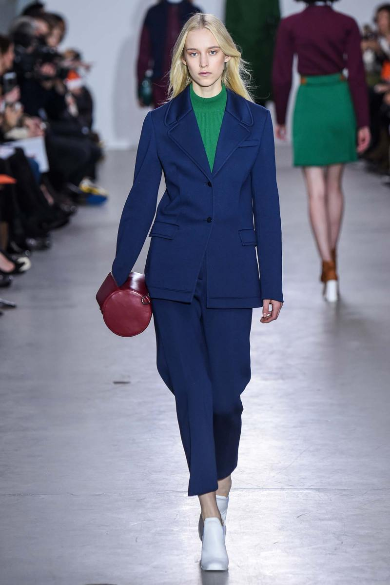 Cédric Charlier Ready to Wear FW 2015 PFW (6)