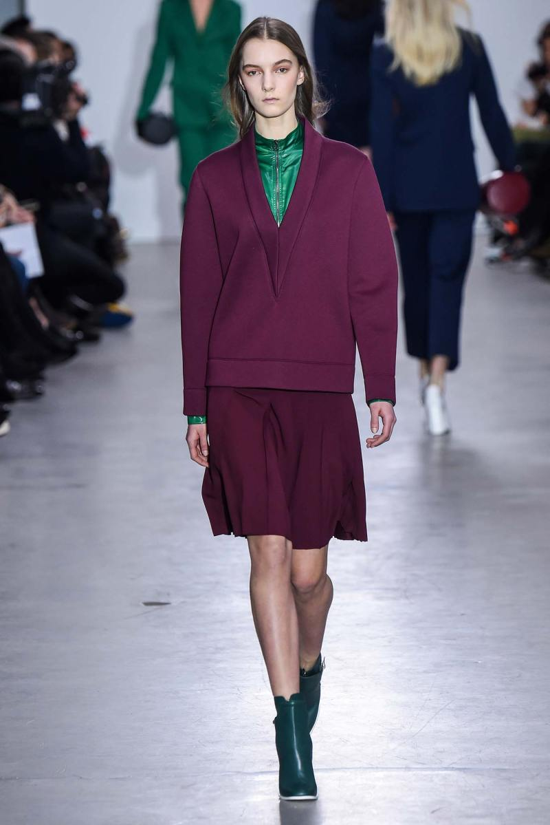 Cédric Charlier Ready to Wear FW 2015 PFW (8)