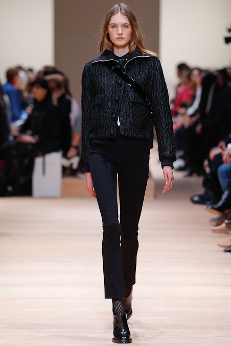 Carven Ready to Wear FW 2015 PFW (24)