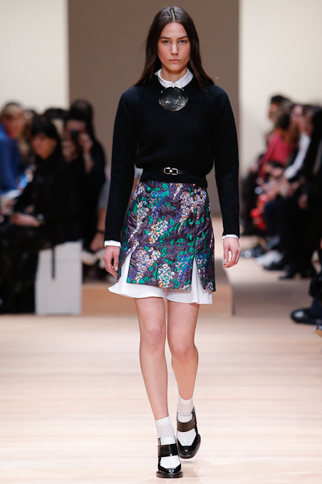 Carven Ready to Wear FW 2015 PFW (25)