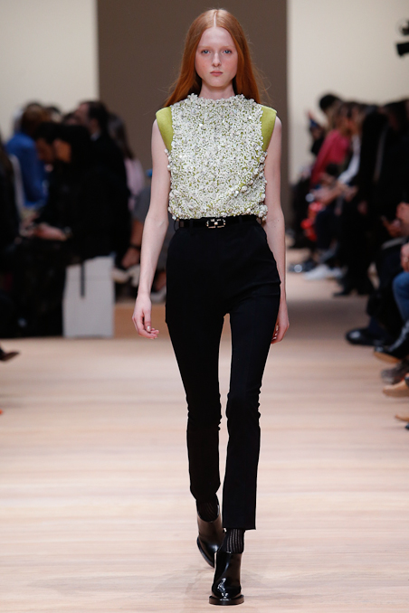 Carven Ready to Wear FW 2015 PFW (29)
