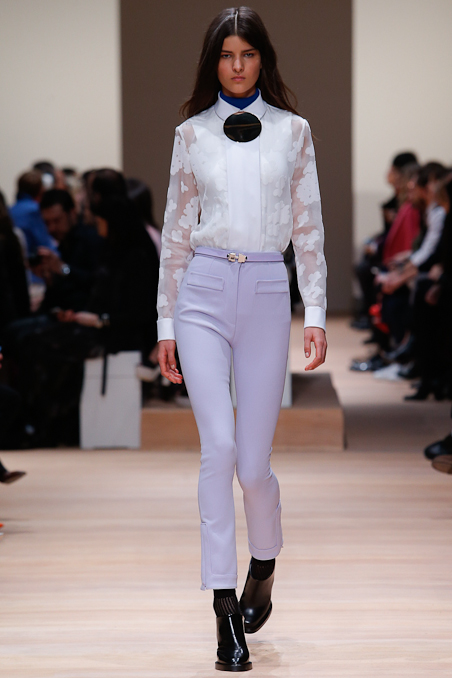 Carven Ready to Wear FW 2015 PFW (3)