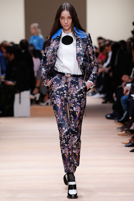 Carven Ready to Wear FW 2015 PFW (30)