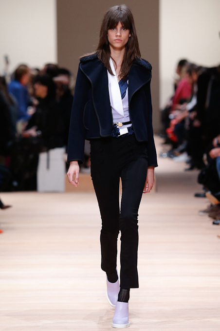 Carven Ready to Wear FW 2015 PFW (36)