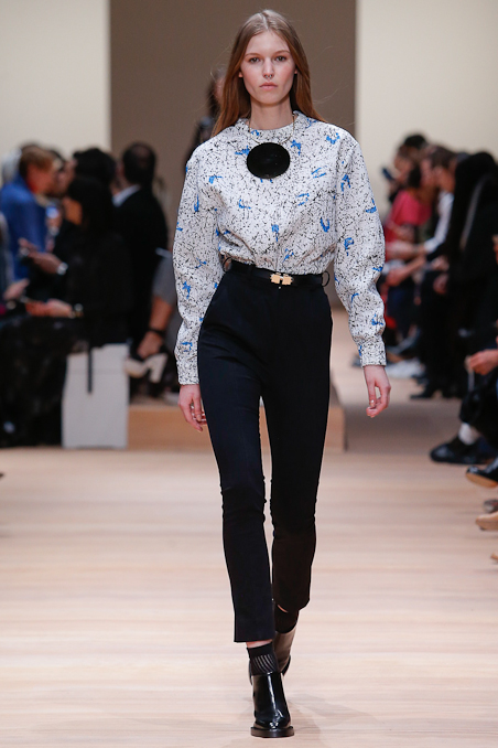 Carven Ready to Wear FW 2015 PFW (6)