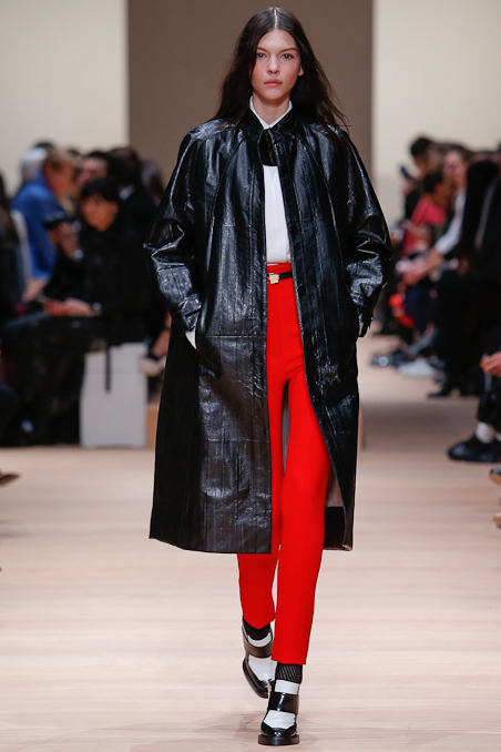 Carven Ready to Wear FW 2015 PFW (7)
