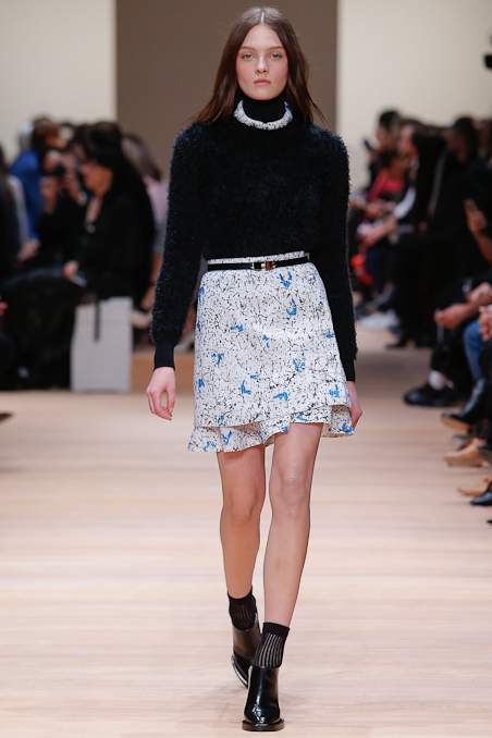 Carven Ready to Wear FW 2015 PFW (8)