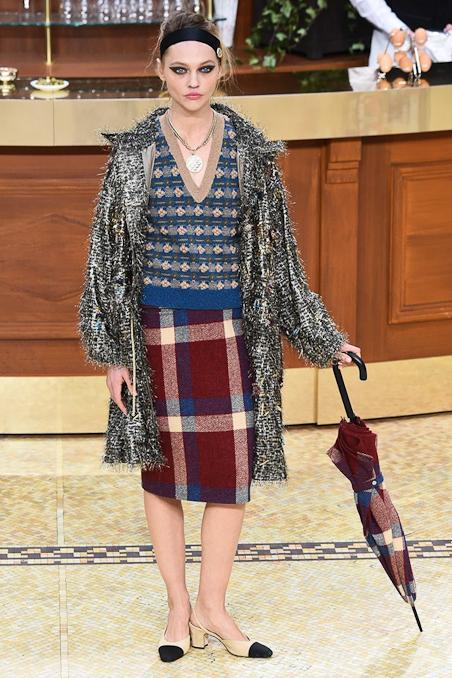 Chanel Ready to Wear FW 2015 PFW (2)