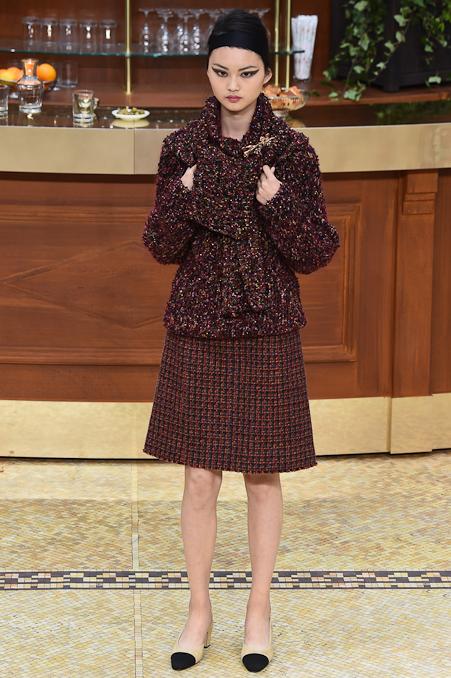 Chanel Ready to Wear FW 2015 PFW (23)