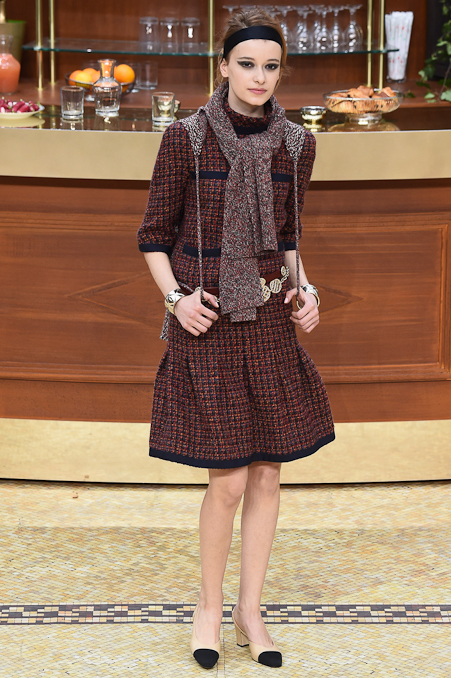 Chanel Ready to Wear FW 2015 PFW (27)