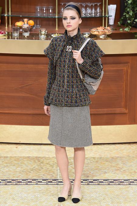 Chanel Ready to Wear FW 2015 PFW (29)
