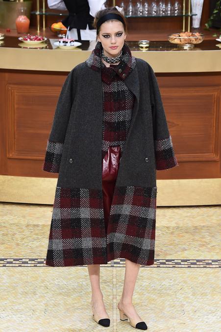 Chanel Ready to Wear FW 2015 PFW (45)