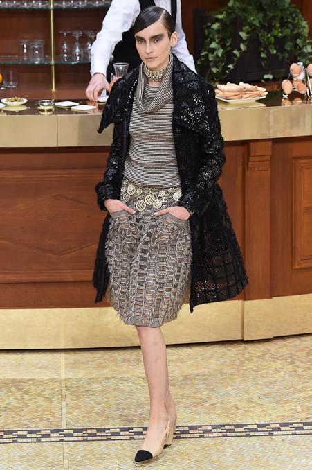 Chanel Ready to Wear FW 2015 PFW (57)
