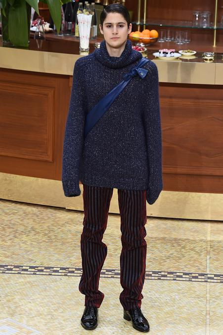 Chanel Ready to Wear FW 2015 PFW (64)