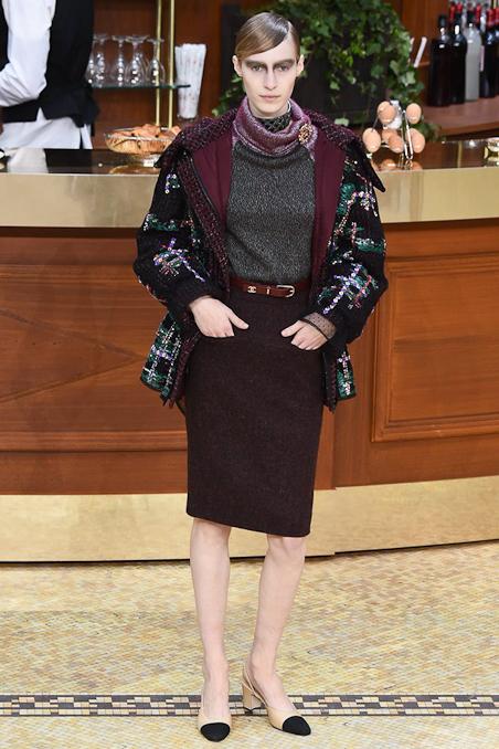 Chanel Ready to Wear FW 2015 PFW (8)