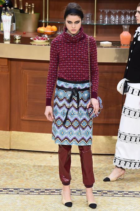 Chanel Ready to Wear FW 2015 PFW (82)