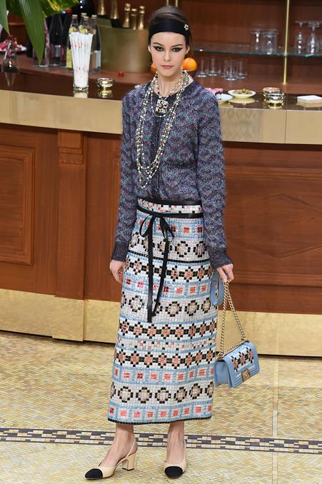 Chanel Ready to Wear FW 2015 PFW (86)