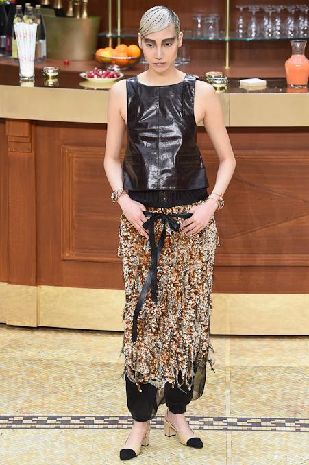 Chanel Ready to Wear FW 2015 PFW (87)