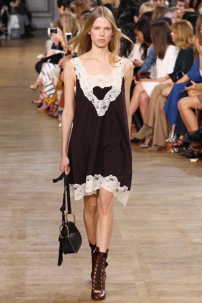 Chloé Ready to Wear FW 2015 PFW (14)