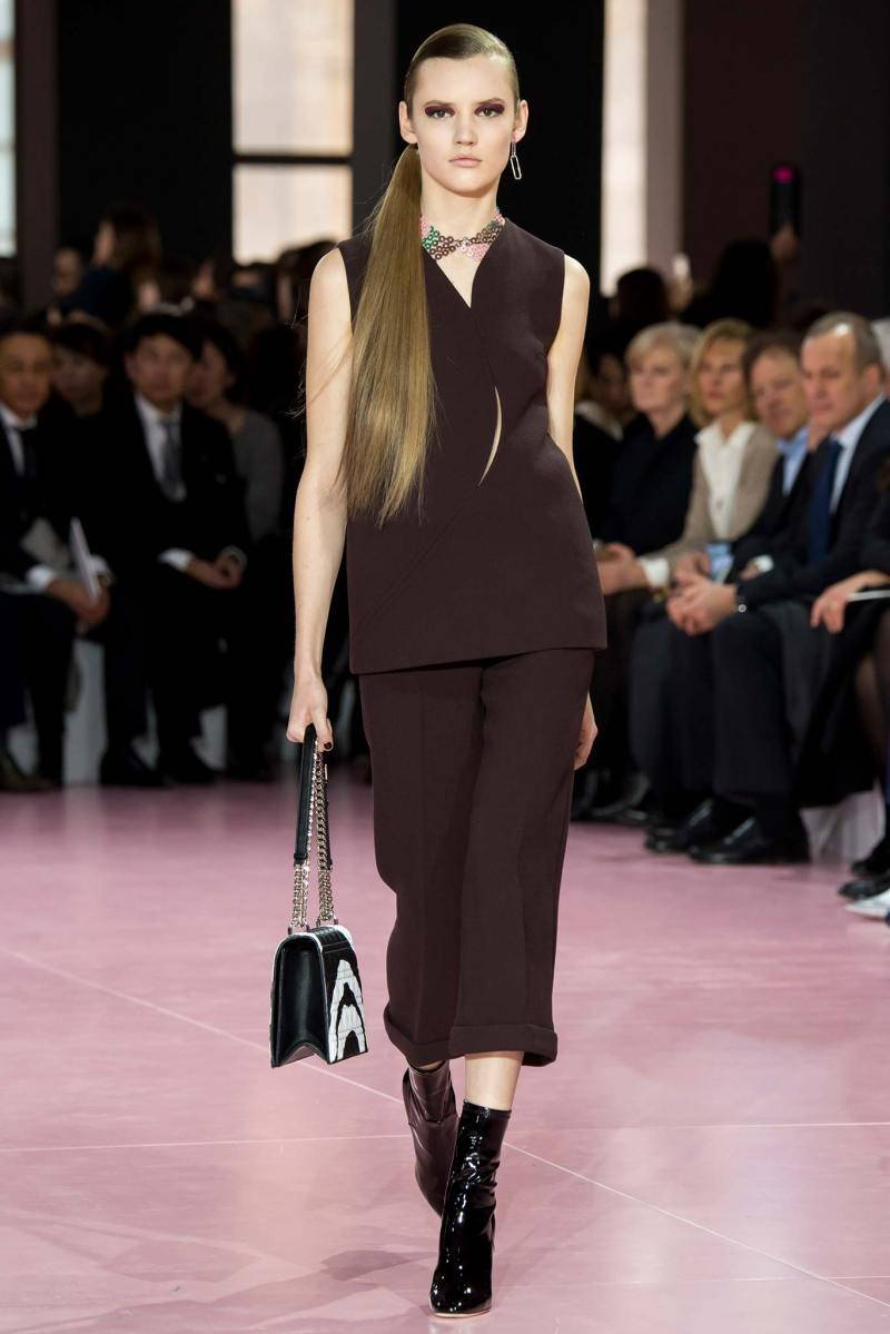 Christian Dior Ready to Wear fw 2015 pfw (16)