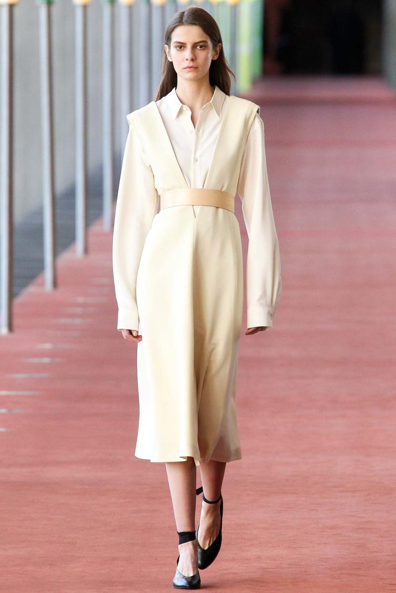 Christophe Lemaire Ready to Wear FW 2015 PFW (11)