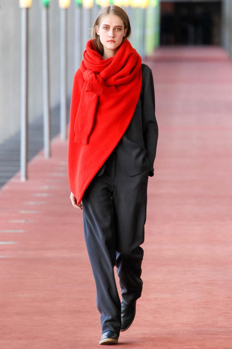 Christophe Lemaire Ready to Wear FW 2015 PFW (16)