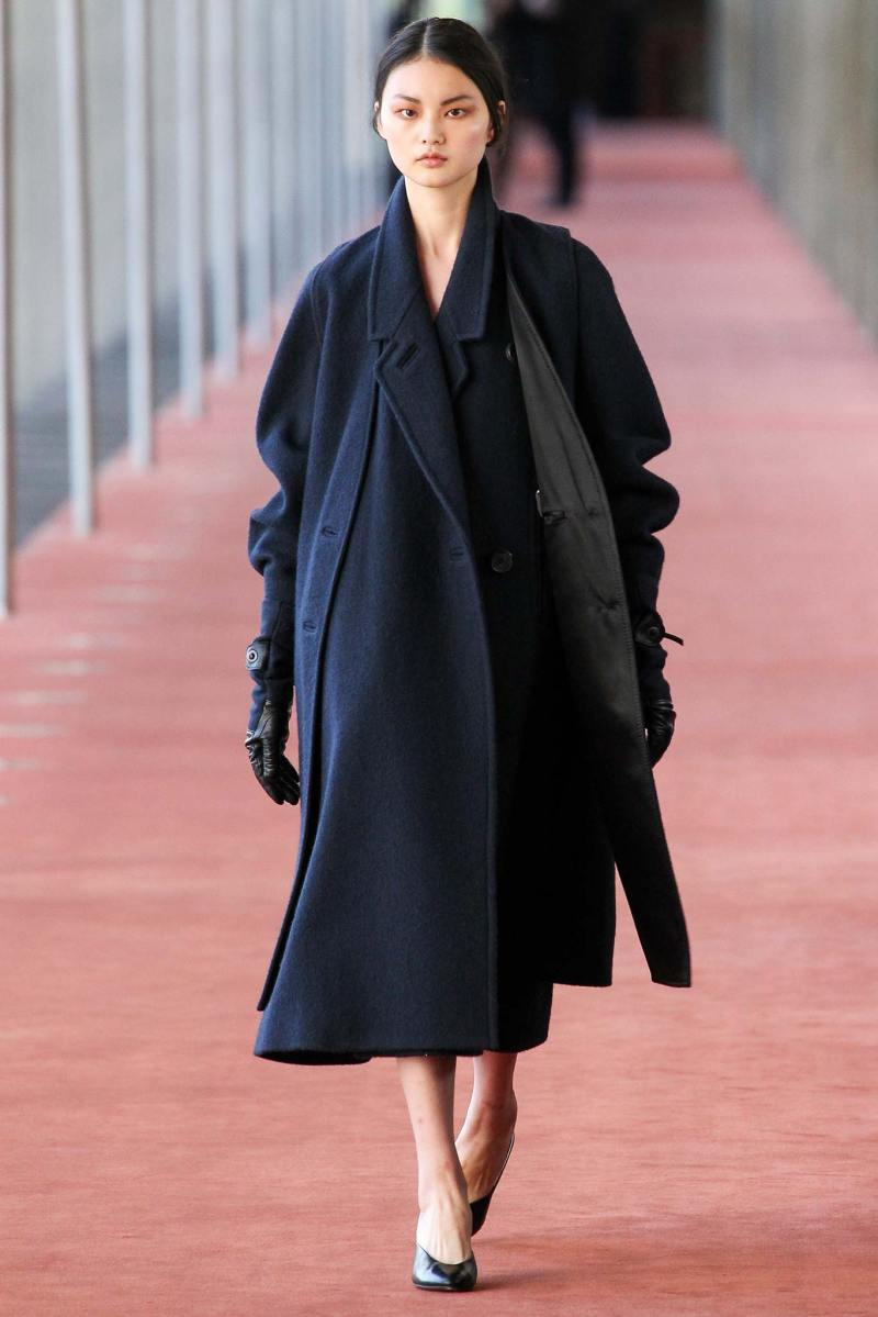 Christophe Lemaire Ready to Wear FW 2015 PFW (2)