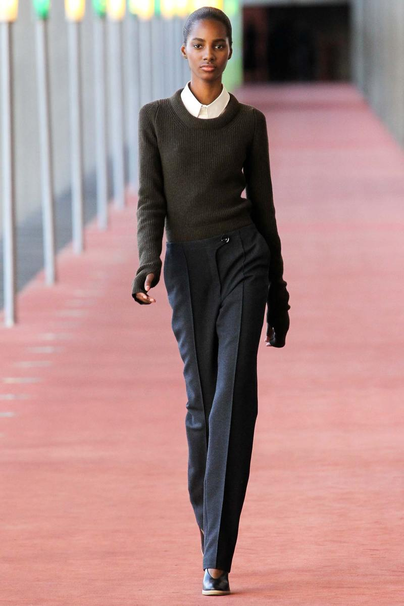 Christophe Lemaire Ready to Wear FW 2015 PFW (30)