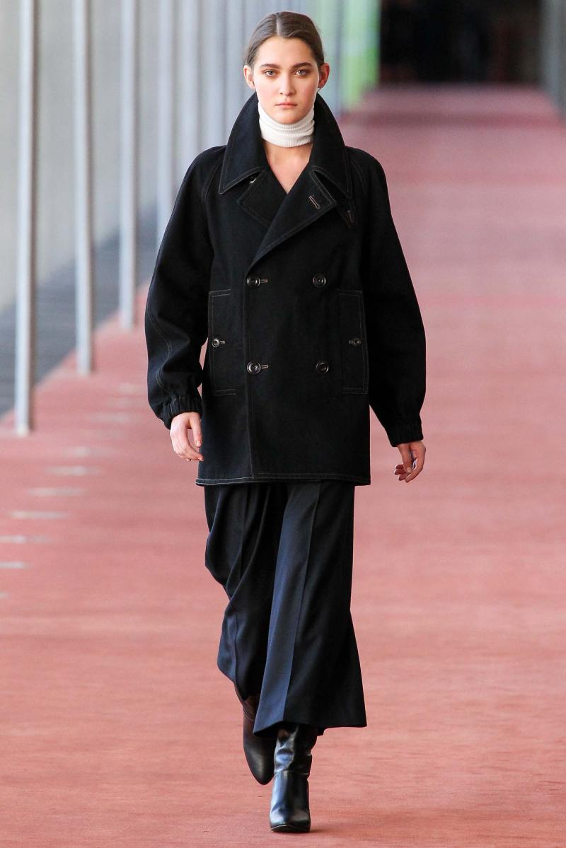 Christophe Lemaire Ready to Wear FW 2015 PFW (31)
