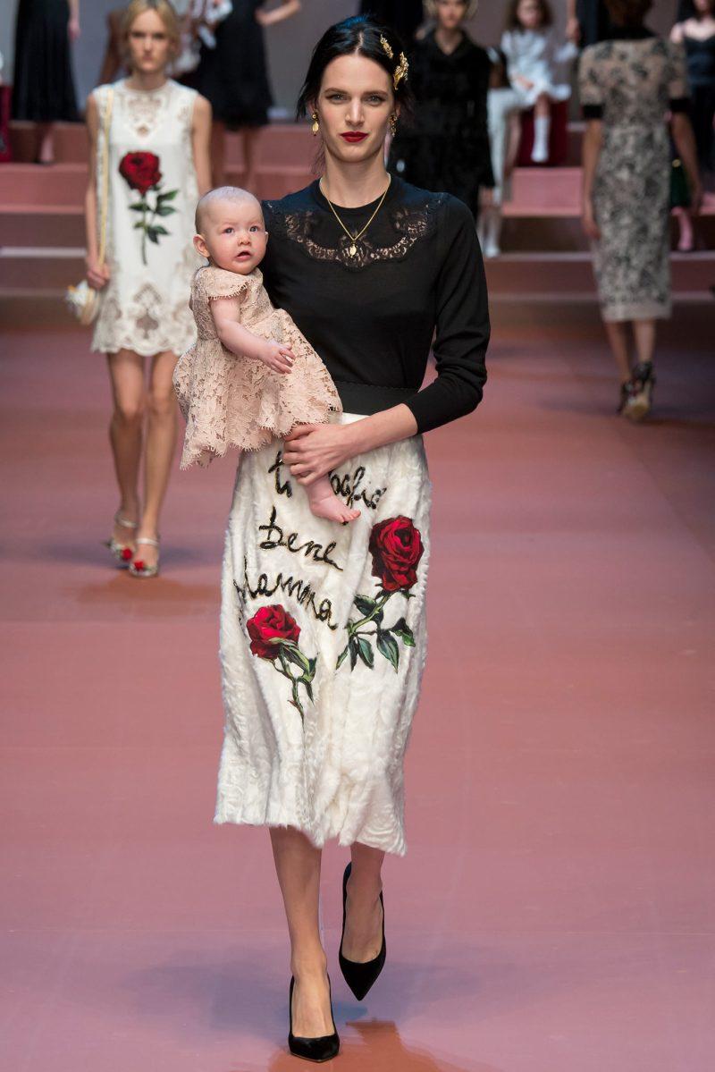 Dolce & Gabbana Ready to Wear FW 2015 MFW (16)