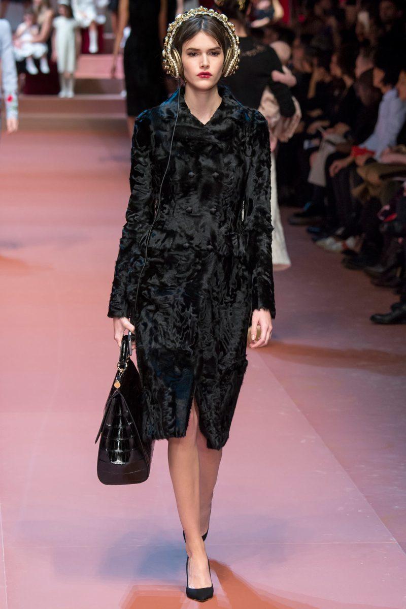 Dolce & Gabbana Ready to Wear FW 2015 MFW (18)