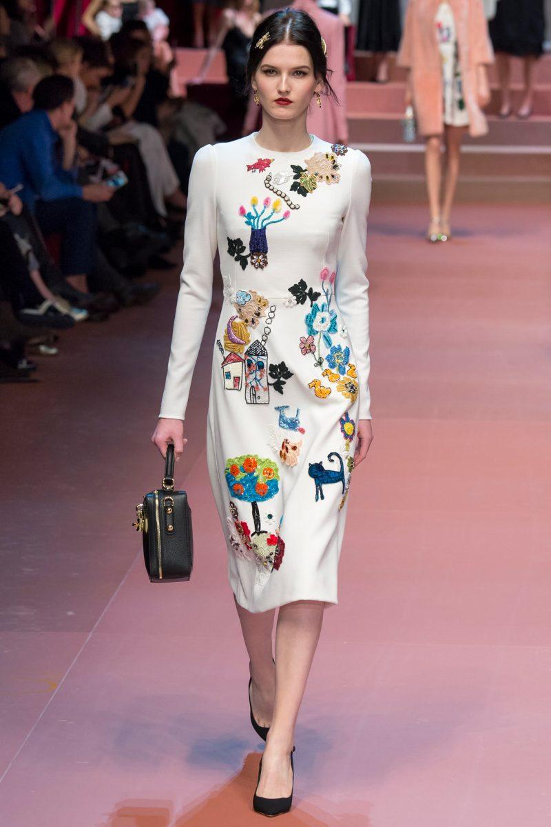 Dolce & Gabbana Ready to Wear FW 2015 MFW (26)
