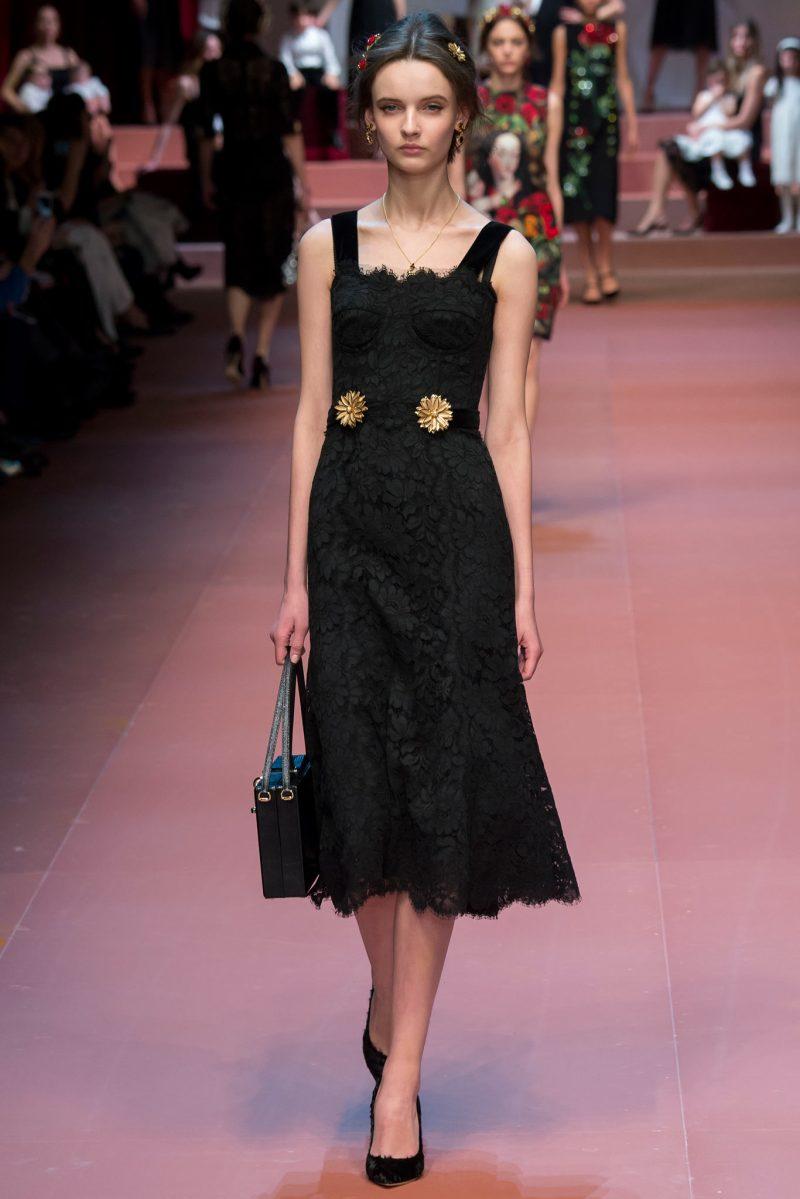 Dolce & Gabbana Ready to Wear FW 2015 MFW (41)