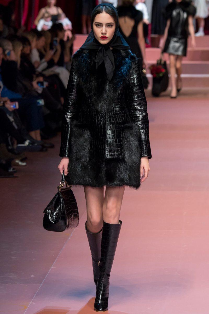 Dolce & Gabbana Ready to Wear FW 2015 MFW (56)